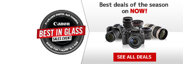 Shop now and get our lowest prices on select Canon products.